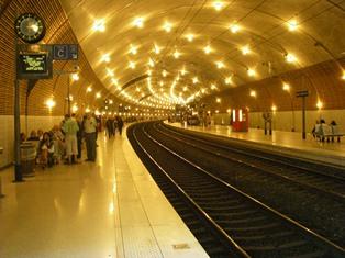 モナコ・モンテカルロ駅(1)