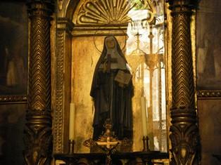 モンセラットの黒いマリア像(4)