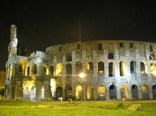 夜のコロッセオ(4)