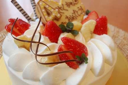 さくちゃんケーキ