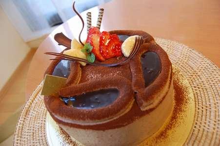 生チョコケーキ01