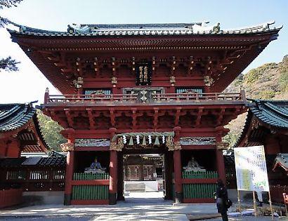初詣の準備浅間神社-5