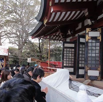 静岡浅間神社初詣-3