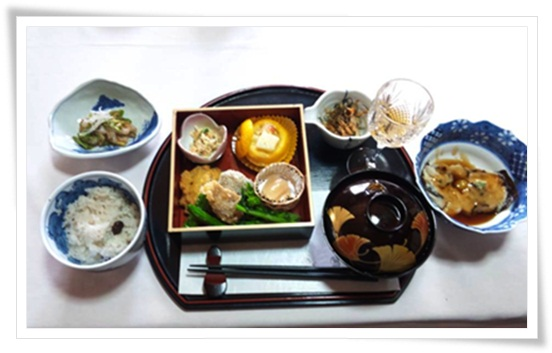 1月料理教室