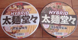 日清HYBRID太麺堂々詰め合わせ