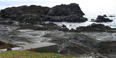 野島崎周辺の地磯1