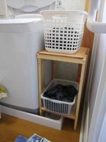 洗濯機横2