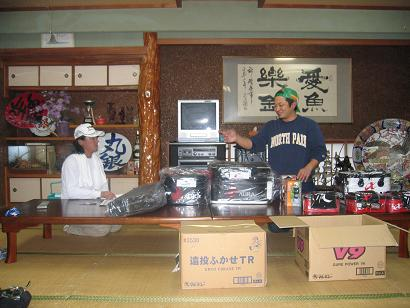 2009クロ釣り王者11