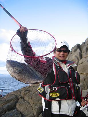 2010初釣②