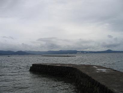雨の釣り1