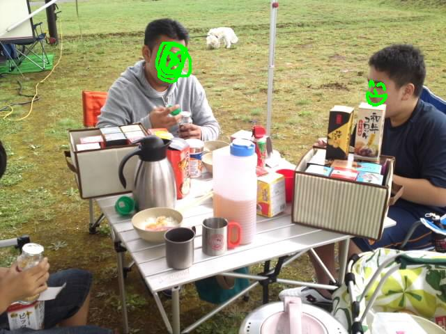 初山別キャンプ 2010 4編集