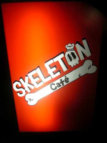 10,1SKELETONCAFE