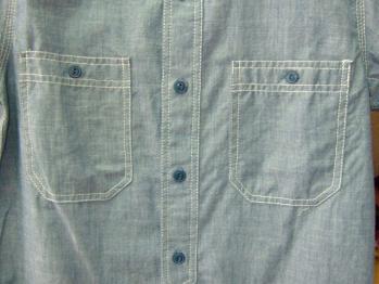 シャンブレーシャツ4