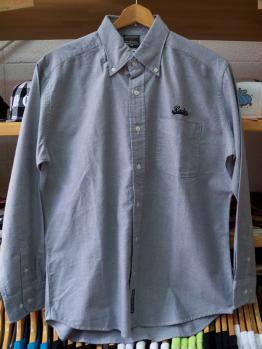 オックスBDシャツ5