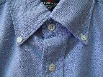 オックスBDシャツ9