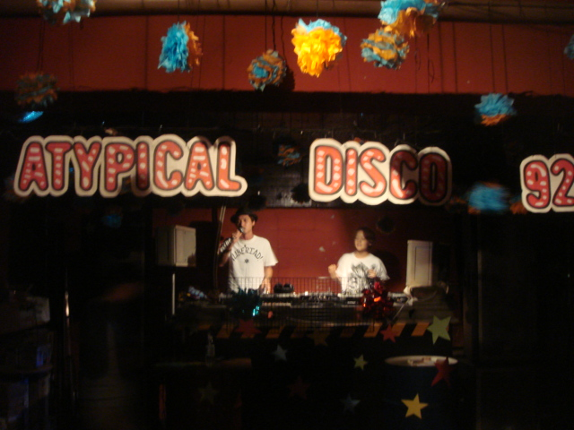 Atypical Disco 921-01