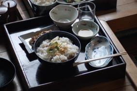 てんから  食事 タタキ丼定食