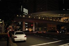 田舎ランサーと東京の夜