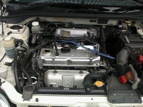 ランサーガスエンジン