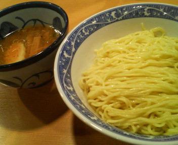 青葉のつけ麺