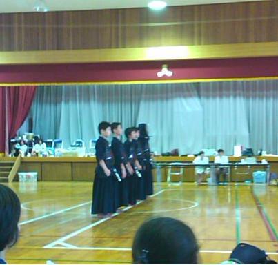 0722団体決勝リーグ