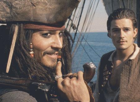 呪われた海賊