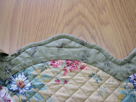 パイピングの縫い方