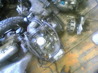 バイクのエンジンその2