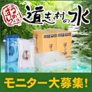 道志村の水
