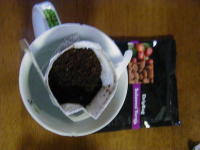 ZOKAコーヒートライ3