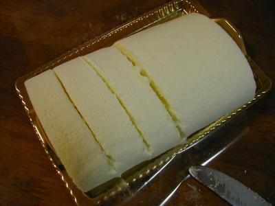 メリーちゃんの羊 ロールケーキ12
