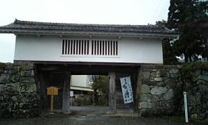 竹中氏陣屋跡