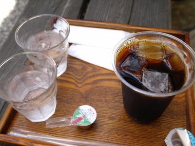 アイスコーヒー@こまつや珈琲店