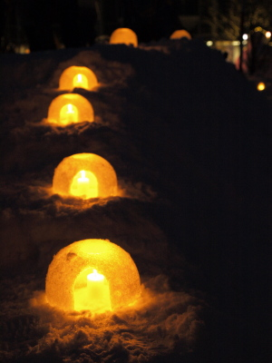 第34回上杉雪灯篭まつり@米沢_2011/02/12