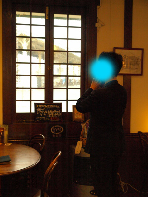 nikko81さん@駅カフェ