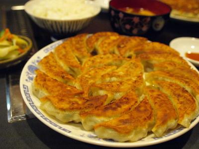 自家製餃子と豆腐 葵
