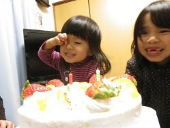 2才誕生日2011.12.23.2