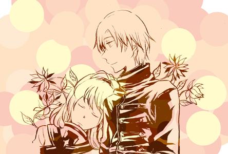 ジェラルドとユノ