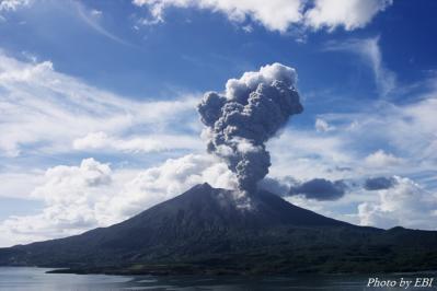 桜島の噴火_01