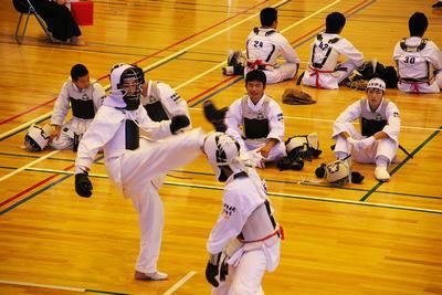 妙円寺詣り空手競技大会(2010年10月17日)