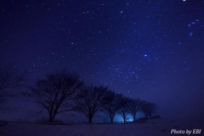 夜間撮影2011.1.1