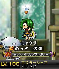 りゅう忍100LV