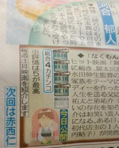 日刊スポーツ予告