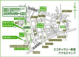 エコギャラリー地図