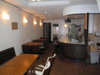 喫茶店中1