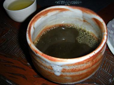 抹茶コーヒー