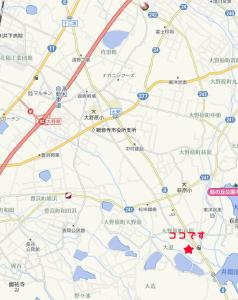BBT地図