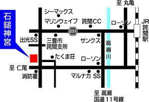 HPの地図