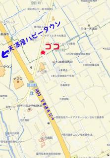 BEAMY地図