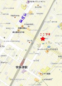 GUMI地図